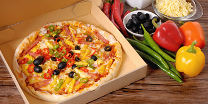 Pizza Burger Co Bestellen In Herne Its Pizza Time